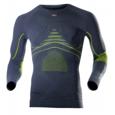 Термофутболка X-Bionic Evo Man Shirt Long Sleeves Roundneck