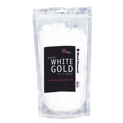 Купить Магнезия Black Diamond Uncut White Gold Pure Chalk 300 g Loose Chalk