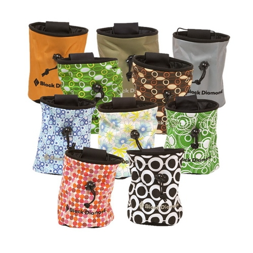 Магнезница Black Diamond Medium Print Chalk Bag Black Diamond