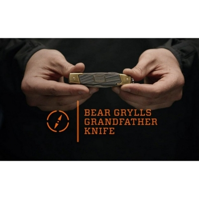 Купить Нож Gerber Gerber Bear Grylls Survival Grandfather Knife