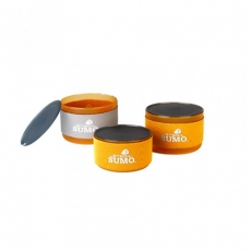 Набор посуды Jetboil  Sumo 3pcs bowl set