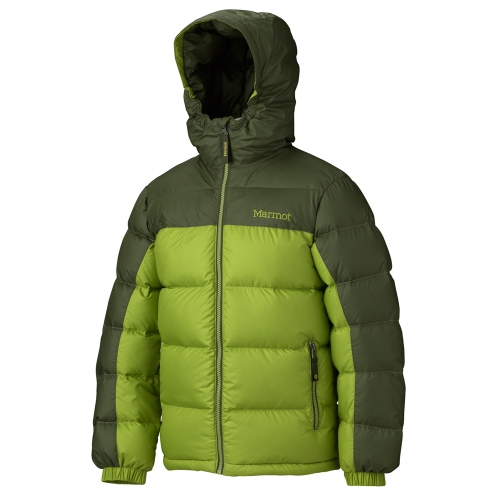 Куртка детская Marmot Boy's Guides Down Hoody Marmot