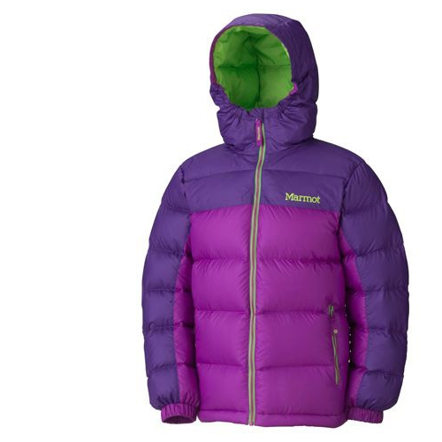 Куртка для девочек MARMOT Girl's Guides Down Hoody Marmot