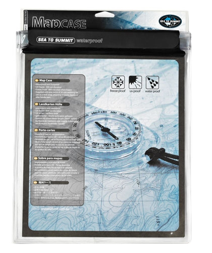 Чехол для карты Sea To Summit Waterproof Map Case Sea To Summit