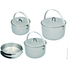 Набор посуды Tatonka Family Cook Set Large