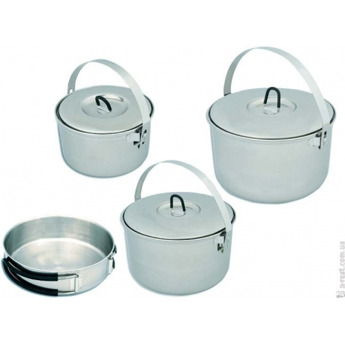 Набор посуды Tatonka Family Cook Set Large Tatonka