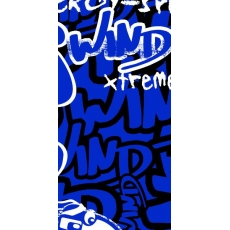 Бафф Wind X-treme Polarwind Carving blue