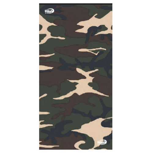 Бафф Wind X-treme Thermolite Camouflage Wind x-treme