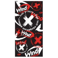 Бафф Wind X-treme Polar Thermolite Collage red