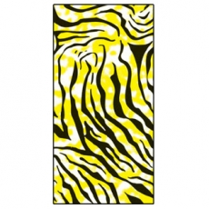 Бафф Wind X-treme Wind Zebra yellow