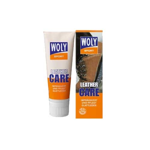 Крем бесцветный Woly Sport Leather Care 75ml Woly Sport