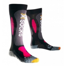 Носки X-Socks Ski Carving Silver Lady