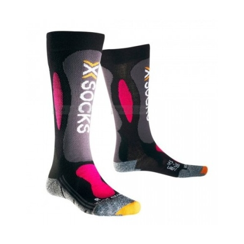 Носки X-Socks Ski Carving Silver Lady X-Socks